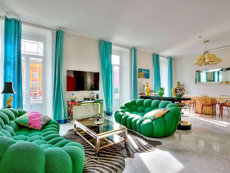 Location appartement de Luxe à Nice